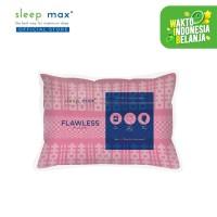Sleep Max Pillow Motif/Bantal Kenangan-Merah