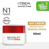 L'Oreal Paris Revitalift Day Cream - Krim Anti-Aging Siang