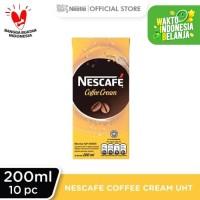 NESCAFE Coffee Cream UHT 200ml 10pcs