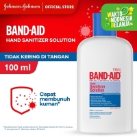 Band Aid Sanitizer Disinfectant 100ml