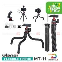 ULANZI MT-11 Flexibel Tripod Kamera & Smartphone Holder clod shoe