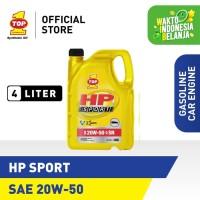 Oli Mobil TOP 1 SMO HP SPORT SAE 20W-50 | 4 Liter