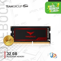 Memory Ram Team T-Force Vulcan Sodimm DDR4 PC25600 3200Mhz 32GB Gaming