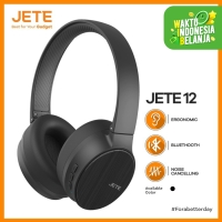 Headphone | Headset Bluetooth JETE-12 with Noise Canceling Garansi 1th