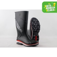 Sepatu Boots AP Ultraflex Motor Outdoor Kebun Anti Air By AP Boots