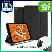 Case iPad Mini 5 2019 Ringke SmartCase Magnetic Folio Leather Casing