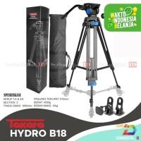 Tripod TAKARA HYDRO B18 Tripod Profesional Fluid Head Video Maker