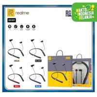 REALME 201BT Headset Bluetooth Wireless Noise Canceliing Stereo