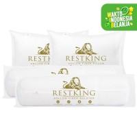 Paket Restking (2 Bantal + 2 Guling)