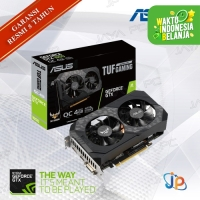 VGA ASUS TUF Gaming Geforce GTX 1650 OC 4GB - 4 GB GDDR6
