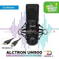 Alctron UM900 USB 2.0 Condenser Micrphone Podcast polar pattern