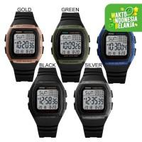 Jam Tangan Digital Pria Sport Watch SKMEI 1278 Original Anti Air 50M