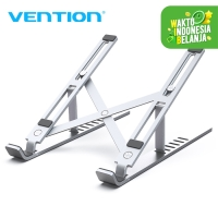 Vention Tablet Phone Holder Stand Metal Portable Dudukan Laptop Riser