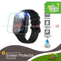 Screen Protector Anti Gores Xiaomi Huami Amazfit BIP GTS