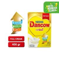 Nestlé DANCOW FortiGro Susu Full Cream Usia Sekolah Box 400g 2 pcs
