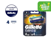 Gillette Isi Ulang Fusion Proglide - Isi 4