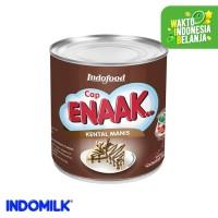 Cap Enaak Krimer Kental Manis Cokelat 375 gr X 4 Pcs