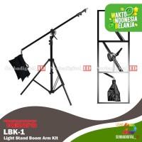 TAKARA BOOM ARM LBK-1 250cm Light Stand Kit Set Studio Stand
