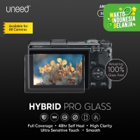 UNEED Hybrid Pro Anti Break Screen Protector Kamera SLR / DSLR Ricoh