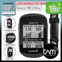 GPS Sepeda Garmin 130 Plus Bundle Bike Cycling Kit Navigation Original