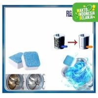 Tablet PEMBERSIH MESIN CUCI Anti Bakteri/Deep Cleaning Washing Machine
