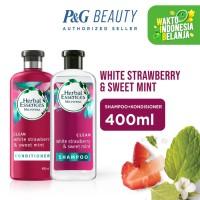 Herbal Essences Strawberry & Sweet Mint Shampo dan Kondisioner 400ml