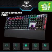 Keyboard Gaming Multimedia Mechanical AULA F2058
