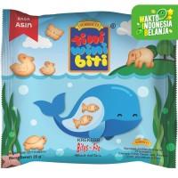 TINI WINI BITI biskuit anak Asin 20 g bentuk binatang 3sachet
