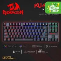 Redragon Gaming Keyboard Mechanical RGB KUMARA - K552RGB-1
