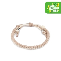 Gelang Tali KHAKI TuTu and Co.
