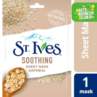 St.Ives Soothing Sheet Mask 230Ml