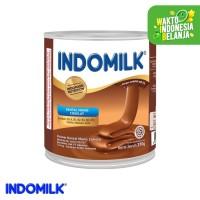 Indomilk Kental Manis Cokelat 370 gr X 4 Pcs