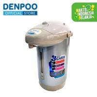 Denpoo Electro Thermos POT 3.0 Liter Termos Listrik DEP 138 VT