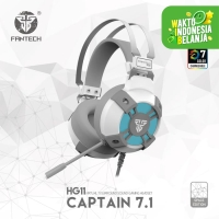 Fantech SPACE EDITION Captain 7.1 HG11 Headset Gaming