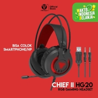 Fantech CHIEF II HG20 RGB Gaming Headset