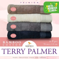Terry Palmer Morning Whistle Handuk Mandi Premium Bamboo Towel Azka