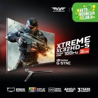 Armaggeddon XC32HD-S Curve Gaming Monitor 32″ 2ms 165Hz
