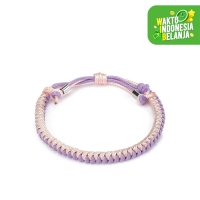 Gelang Tali MAUVE TuTu and Co.