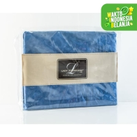 Lady Americana Bed Sheet Navy Blue