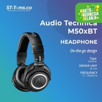 Audio Technica ATH-M50XBT / M50X BT Wireless Over-Ear Headphones