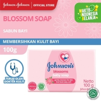 JOHNSONS BABY Blossoms Soap 100gr