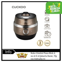 Cuckoo All in One Twin Pressure Rice Cooker CRP-JHT1012F