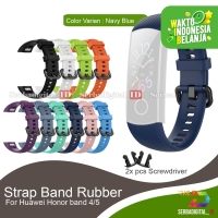 Strap Band Rubber For Huawei Honor band 4/5