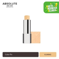 Absolute New York Concealer Stick Colour Fix Complexion 4 Colour - Kuning