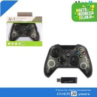 Stik Stick Controller Joystick Xbox ONE PC PS3 Laptop Grey WIRELESS