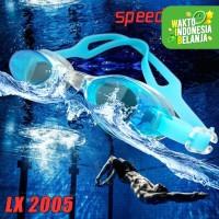 Kacamata Renang Anak Kids Swim Speeds LX 2005 Elastis Anti Fog