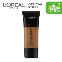 L'Oreal Foundation Matte Infallible Pro-Matte Foundation