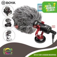 BOYA BY-MM1 Cardiodid Microphone Shotgun For DSLR,Video,Android Vloggi