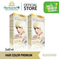 Miranda Hair Color Premium - MC6 Bleaching 60ml - 2 Pcs