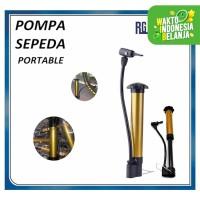POMPA BAN SEPEDA Mini Portable / Pompa Sepeda Portable Multifungsi